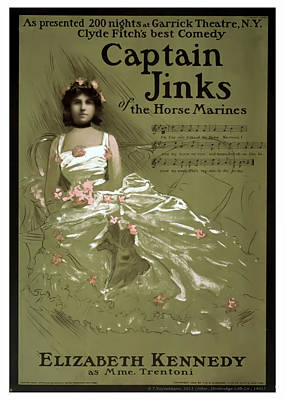 Captain Jinks Poster