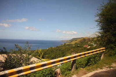 Caribbean Cruise - Dominica - 121234 Poster by DC Photographer