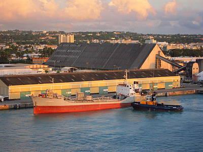 Caribbean Cruise - On Board Ship - 1212143 Poster