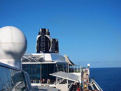 Caribbean Cruise - On Board Ship - 121267 Poster