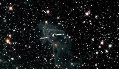 Carina Nebula Pillar Poster by Nasa/esa/stsci/hubble Sm4 Ero Team