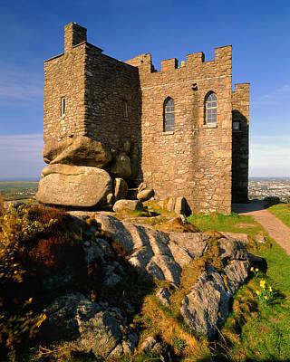 Carn Brea Castle Poster