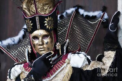 Carnival In Venice 13 Poster