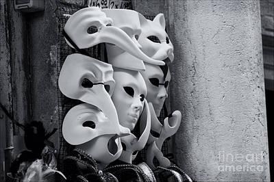 Carnival In Venice Poster