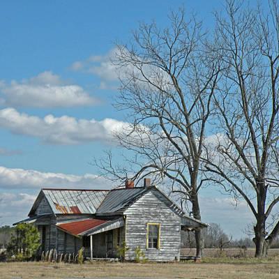 Carolina Farm House Poster by Deborah Smith