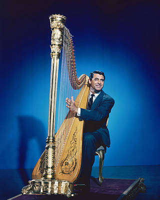 Cary Grant In The Bishop's Wife Poster