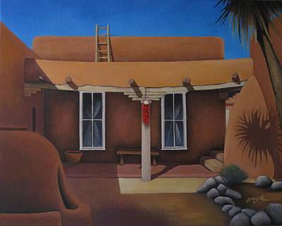 Casa San Ysidro Poster