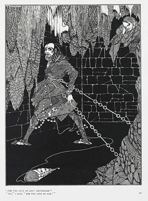 Cask Of Amontillado Poster by British Library