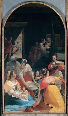 Casolani Alessandro, Birth Poster by Everett