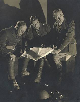 Cast Of Journey's End Poster