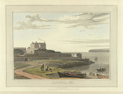 Castle Hill Near Thurso Poster by British Library