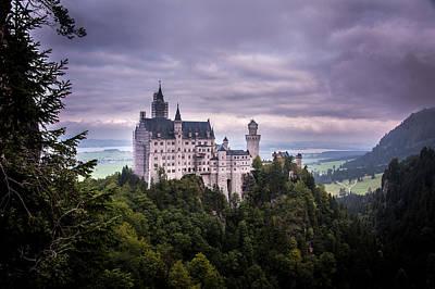 Castle Neuschwanstein Poster
