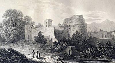 Castle Of Lavenza Poster