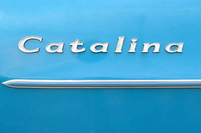 Catalina Poster