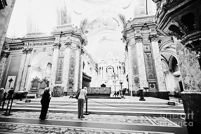 catedral metropolitana de Buenos Aires metropolitan cathedral Argentina Poster