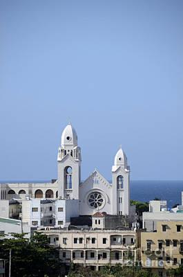 Cathedral De San Juan Poster