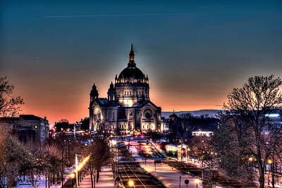Cathedral Of Saint Paul Poster