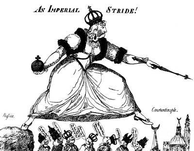 Catherine II Poster