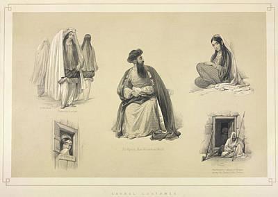 Caubal Costumes Poster