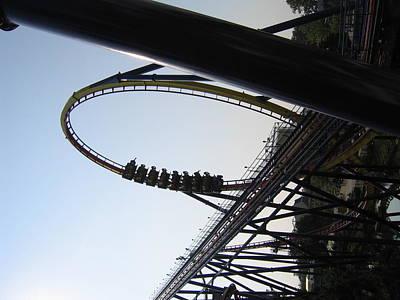 Cedar Point - Mantis - 121210 Poster