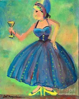 Celebrating Life Poster by Deb Magelssen