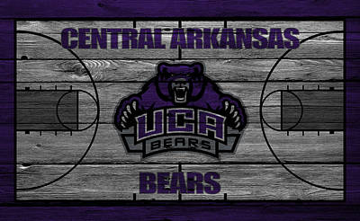 Central Arkansas Bears Poster
