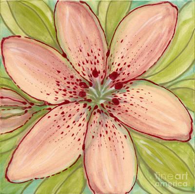 Ceramic Flower 2 Poster