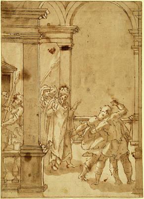 Cesare Nebbia Italian, C. 1536 - C. 1614 Poster