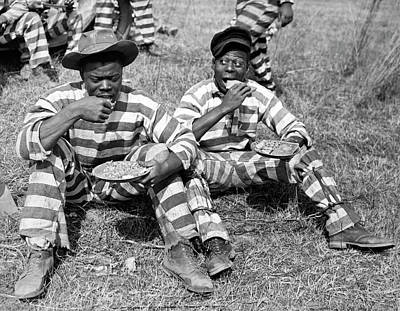 Chain Gang Lunch Time Poster