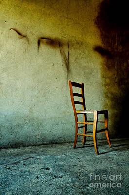 Chair Poster by Emilio Lovisa