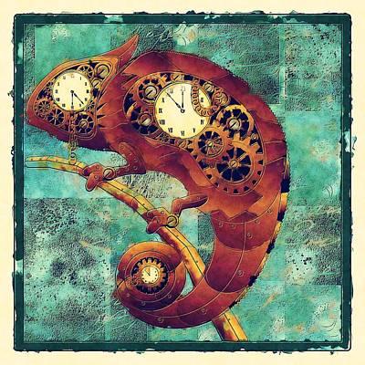 Chameleon - Aff01a Poster