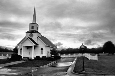 Chapel At Four Winds In Conway Arkansas Poster by Jason Politte