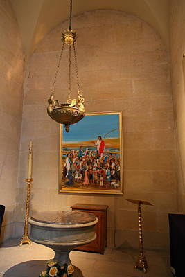 Chapel At Les Invalides - Paris France - 01134 Poster by DC Photographer