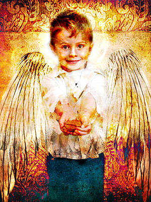 Charity Of Angels Poster