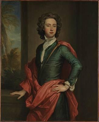Charles Beauclerk 1670-1726, Duke Poster