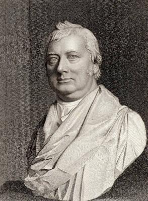 Charles Burney Poster