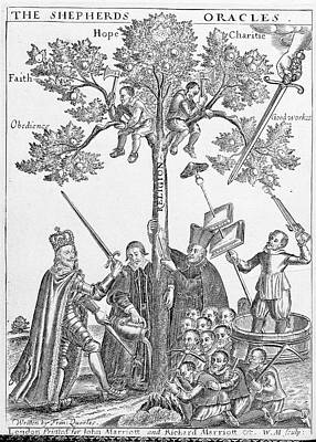 Charles I Poster by British Library