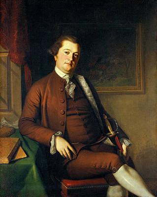 Charles Willson Peale, John Philip De Haas Poster