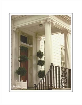 Charleston Architecture 2 Poster