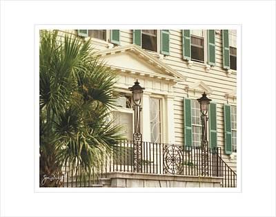 Charleston Architecture 3 Poster