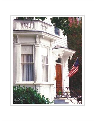 Charleston Architecture 6 Poster