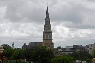 Charleston Church Poster