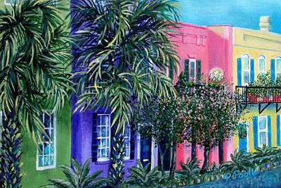 Charleston's Own Rainbow Poster