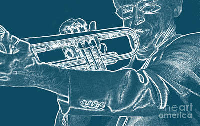 Charlie Bertini Poster by James L. Amos