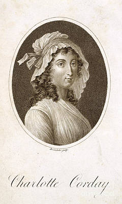 Charlotte Corday Poster