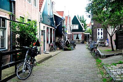 Poster featuring the photograph Charming Dutch Village by Joe  Ng
