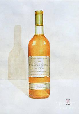 Chateau D Yquem Poster
