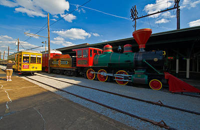 Chattanooga Choo Choo At The Creative Poster by Panoramic Images