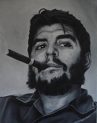 Che Guevara Poster by David Dunne