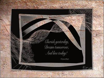 Cherish Dream And Live Poster